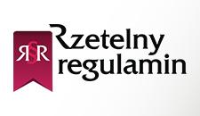 logo rzetelny rzegulamin