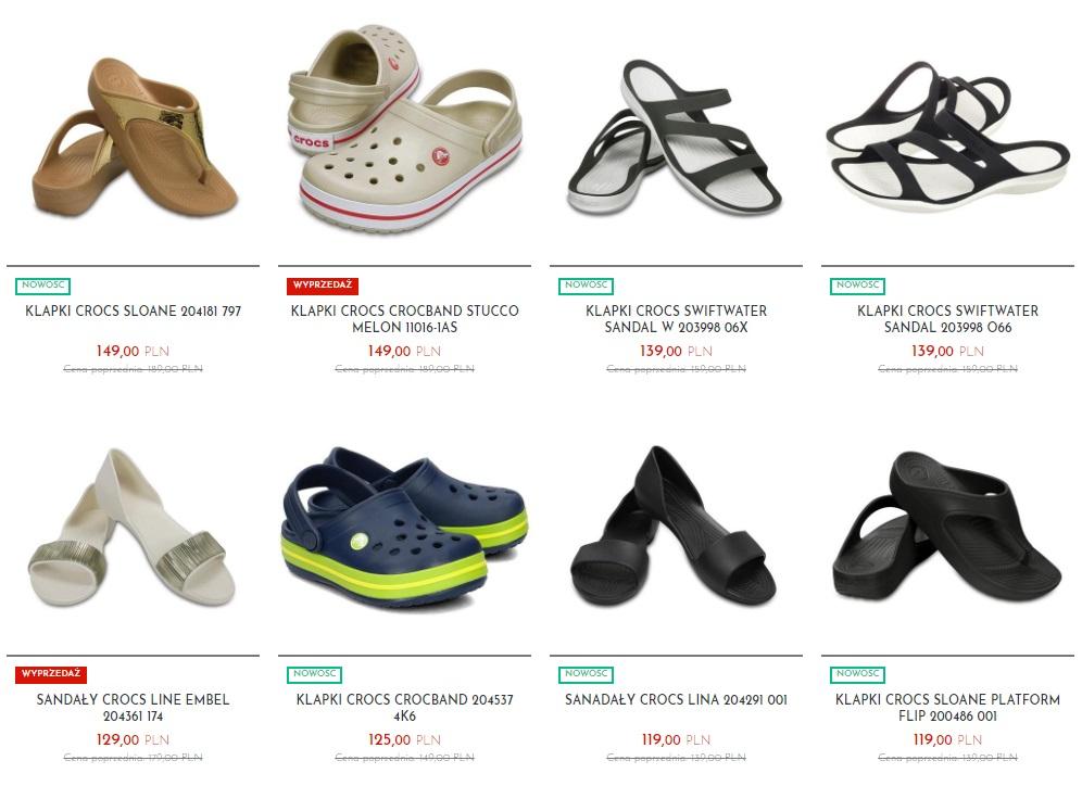letnie obuwie sportowe od e-sporting