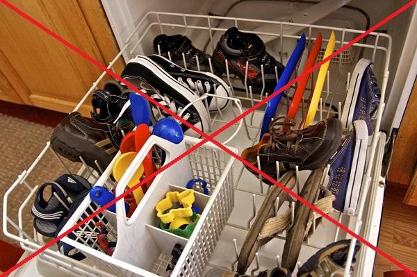 Czy buty sportowe można prać w pralce I e SPORTING