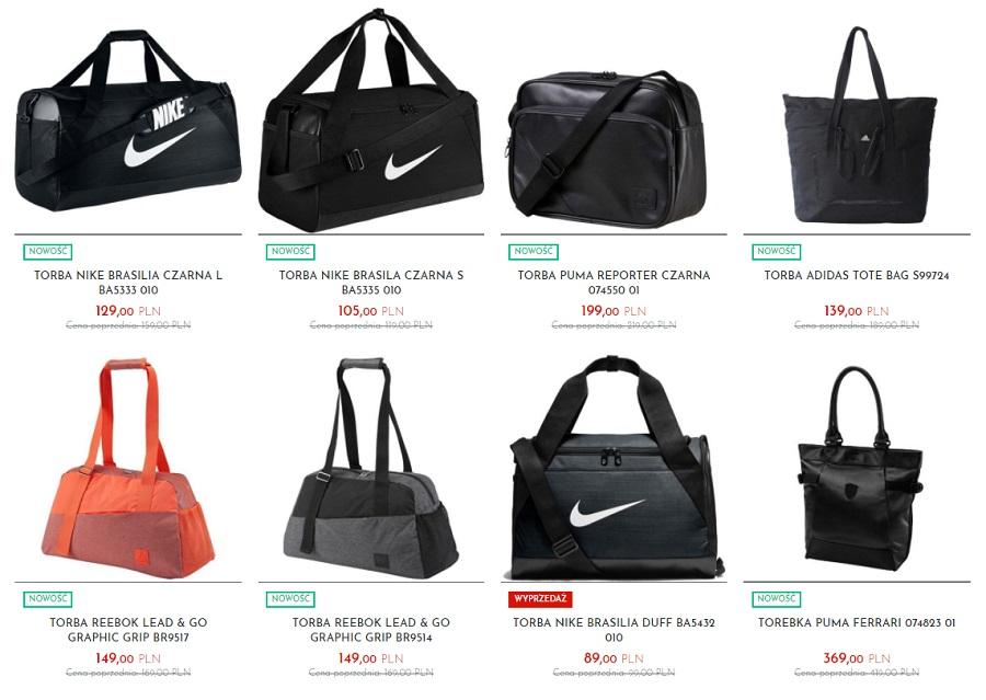 bdaa1901e7f8d Jak wybrać torbę sportową na siłownię i trening I e-SPORTING