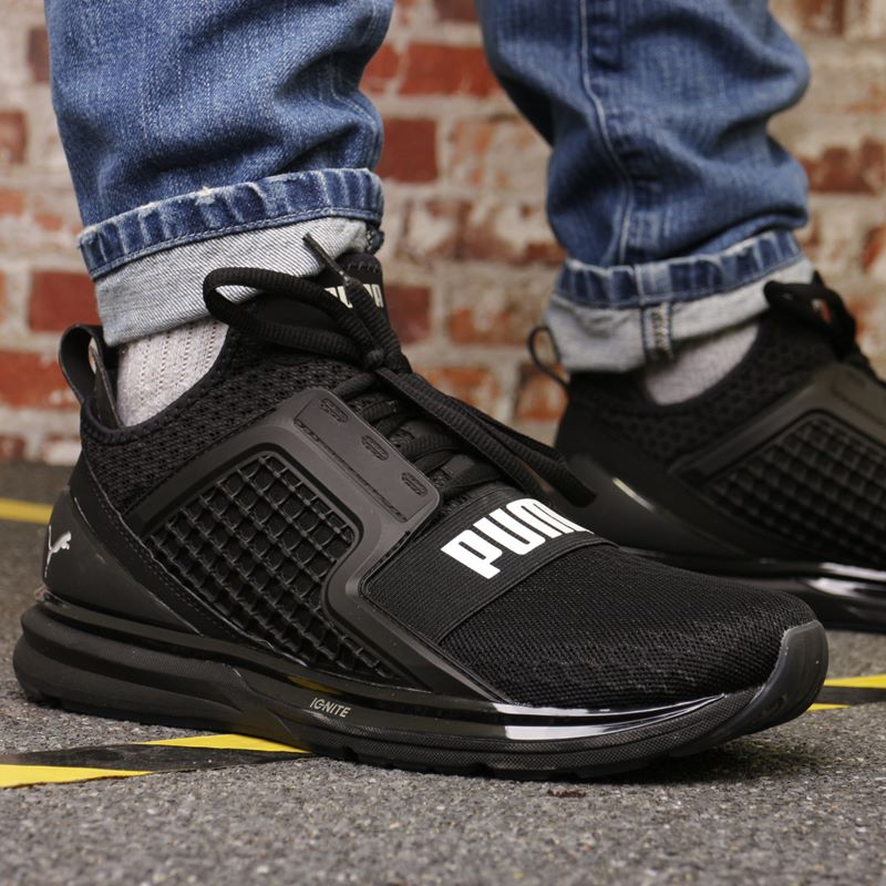 BUTY PUMA IGNITE LIMITLESS PUMA BLACK 189495 01 od e SPORTING