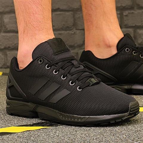 eb42cf99f5a42f Buty Adidas ZX Flux - czarne, różowe, panterka - na e-sporting.pl