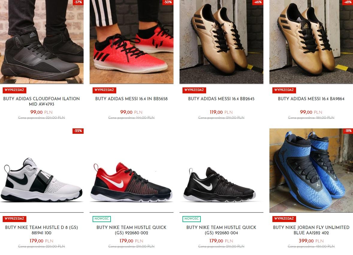 buty halowe oferta sklepu sporting